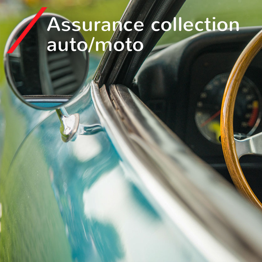 assurance collection auto moto